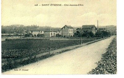 (S-58920) FRANCE - 42 - ST ETIENNE CPA      CHANAL P. ed.