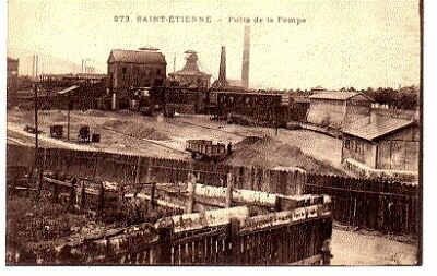 (S-65463) France - 42 - St Etienne Cpa