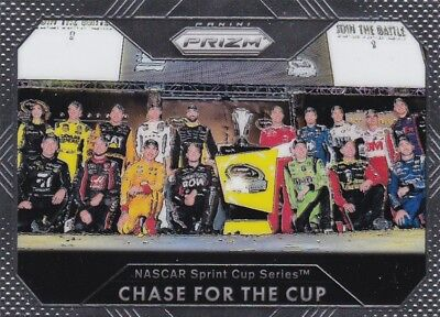 2016 Panini Prizm Racing, Chase for the Cup, #100