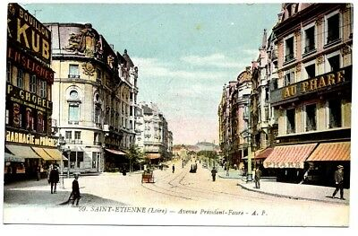 (S-117633) FRANCE - 42 - ST ETIENNE CPA      A.P. ed.
