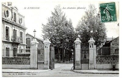 (S-117646) FRANCE - 42 - ST ETIENNE CPA      MARTEL P. ed.