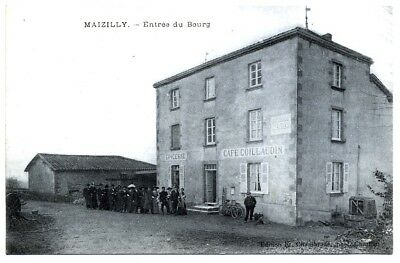 (S-103929) France - 42 - Maizilly Cpa