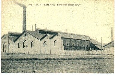 (S-58886) FRANCE - 42 - ST ETIENNE CPA      CHANAL P. ed.