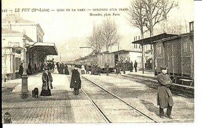 (S-40825) France - 43 - Le Puy Cpa