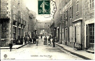 (S-74475) France - 43 - Langeac Cpa