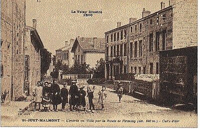 (S-80427) France - 43 - St Just Malmont Cpa