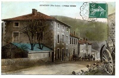 (S-106598) France - 43 - Dunieres Cpa