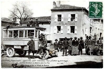 (S-105939) France - 43 - Saugues Cpa