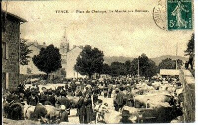 (S-40765) France - 43 - Tence Cpa