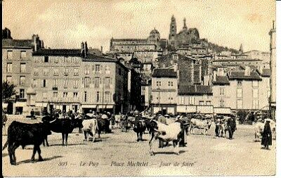 (S-40849) France - 43 - Le Puy Cpa