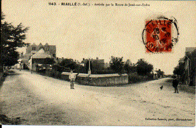 (S-30589) FRANCE - 44 - RIAILLE CPA      LACROIX ed.
