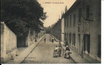 (S-30775) FRANCE - 44 - INDRET CPA      LEBEAUPIN ed.