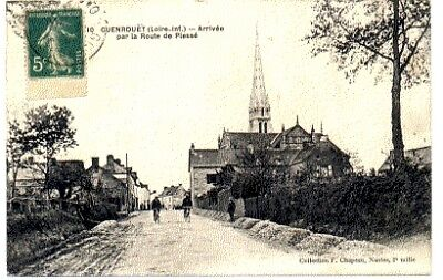 (S-85026) France - 44 - Guenrouet Cpa