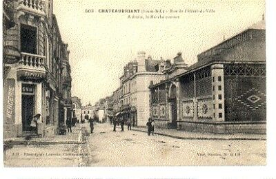 (S-95996) France - 44 - Chateaubriant Cpa