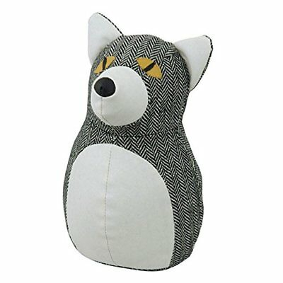 Capventure Rocky Cat Doorstopper/Bookend, tessuto, multicolore, 24 x (Q2m)
