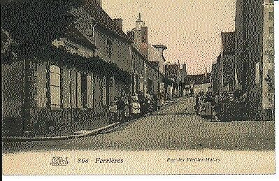 (S-38673) France - 45 - Ferrieres Cpa