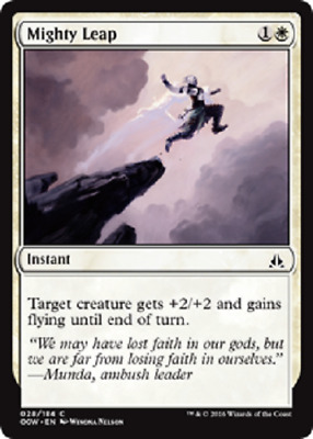 MTG - Oath of the Gatewatch (OGW) White Cards Number 014 to 039