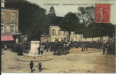 (S-38706) France - 45 - Pithiviers Cpa