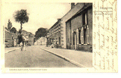 (S-86420) France - 45 - Trigueres Cpa