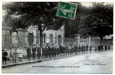 (S-100175) France - 45 - Montcresson Cpa