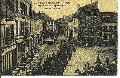 (S-38792) France - 45 - Chateaurenard Cpa