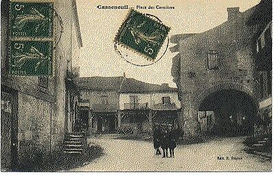 (S-81234) FRANCE - 47 - CASSENEUIL CPA      REGNIE E. ed.