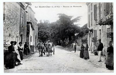 (S-97965) France - 47 - Monclar Cpa