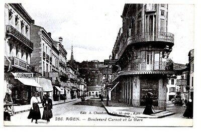 (S-101884) France - 47 - Agen Cpa