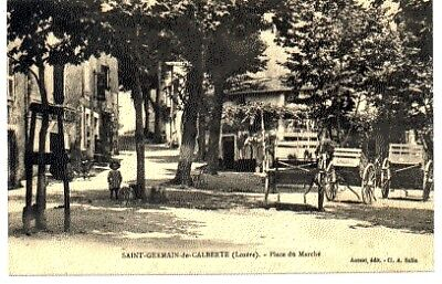 (S-90869) France - 48 - St Germain De Calberte Cpa