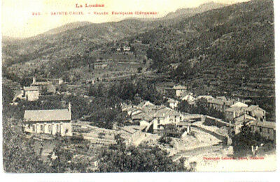 (S-100392) FRANCE - 48 - STE CROIX VALLEE FRANCAISE CPA      LABOUCHE Freres ed.