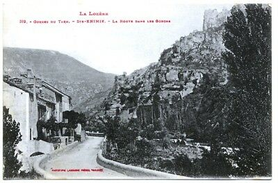 (S-114220) FRANCE - 48 - STE ENIMIE CPA      LABOUCHE Freres ed.