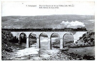 (S-114247) France - 48 - Langogne Cpa