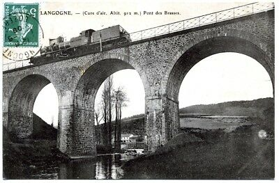 (S-114251) France - 48 - Langogne Cpa