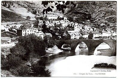 (S-114204) France - 48 - Ste Enimie Cpa