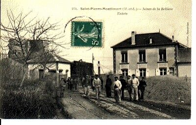 (S-42332) France - 49 - St Pierre Montlimart Cpa  (S-42332)