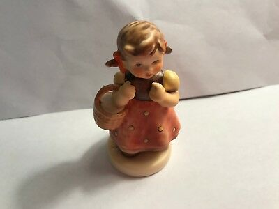 """Hummel COME WITH ME 3.25"""" 905, 2006, Girl Holding Basket, Germany"""