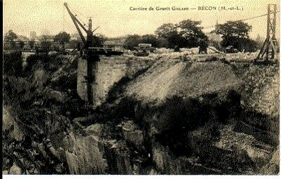 (S-42376) France - 49 - Becon Les Granits Cpa  (S-42376)