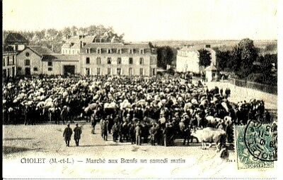 (S-42515) France - 49 - Cholet Cpa  (S-42515)