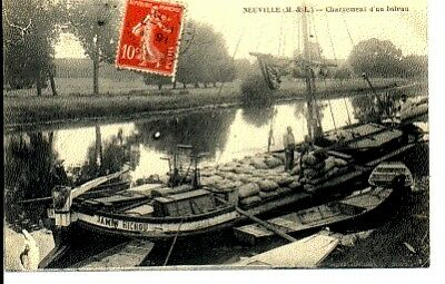 (S-42557) France - 49 - Neuville Cpa  (S-42557)