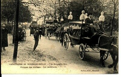 (S-42714) FRANCE - 49 - MONTREUIL BELLAY CPA      ROBIN ed.
