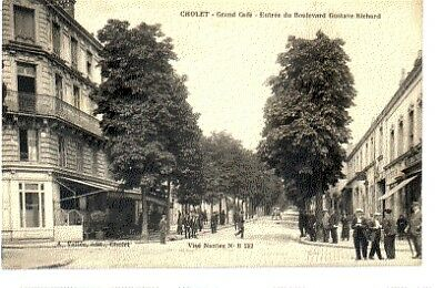 (S-94435) France - 49 - Cholet Cpa