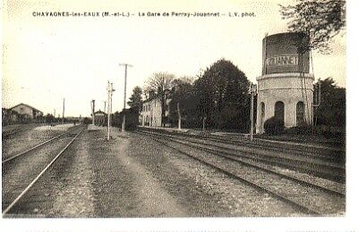 (S-94437) France - 49 - Chavagnes Cpa