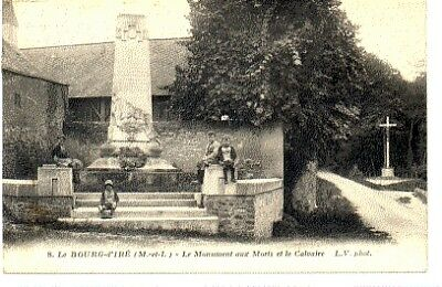 (S-94508) France - 49 - Le Bourg D Ire Cpa