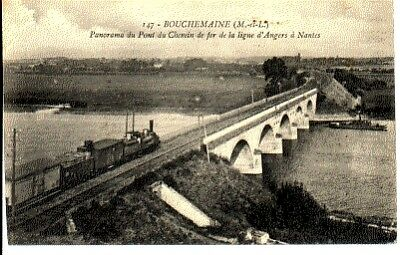 (S-42394) FRANCE - 49 - BOUCHEMAINE CPA      LAROUTE ed.