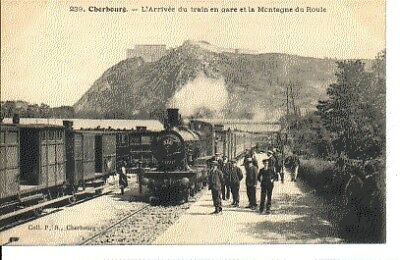 (S-35303) FRANCE - 50 - CHERBOURG CPA      P.B. ed.