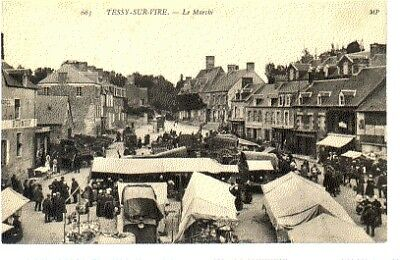 (S-96525) France - 50 - Tessy Sur Vire Cpa