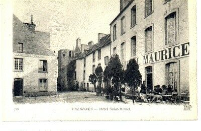 (S-96862) FRANCE - 50 - VALOGNES CPA      N.D. ed.