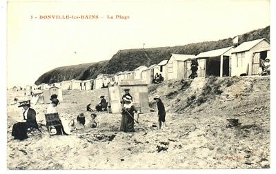 (S-102422) France - 50 - Donville Les Bains Cpa