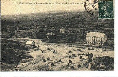 (S-35231) France - 50 - Lithaire Cpa