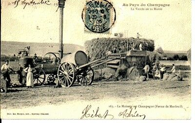 (S-32833) FRANCE - 51 - NON SITUEE CPA      CHOQUE  ed.